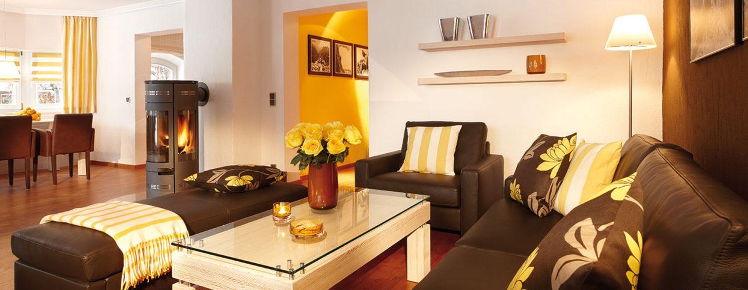 Apartment Trollblume - Oberstdorfer Residenz & Fuggerpark